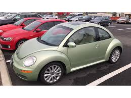 volkswagen beetle green green volkswagen beetle in washington for sale used cars on