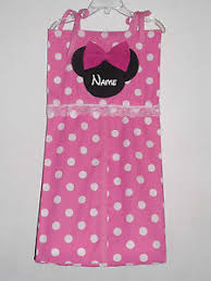 disney minnie mouse personalized baby nursery crib bedding diaper