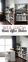 Where Is Ikea Furniture Made by Ikea Hack Ivar Home Office Shelves Landeelu Com