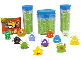 gross zombies trash pack