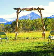arbor wedding venues colorado mountain view weddings a stunning made arbor