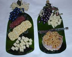 wine bottle cheese trays melted wine bottles cheeseboards spoon rests snack dishes