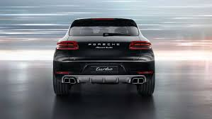 2017 porsche macan turbo turbo performance package for porsche macan highly raises the bar