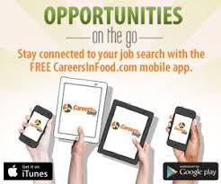 food jobs and careers in the food industry careersinfood com