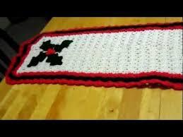 Crochet Table Runner Pattern Free Simple Table Runner Patterns Brokeasshome Com