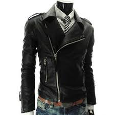 mens leather moto jacket mens asymmetrical jacket slim fit leather motorcycle zipper jacket