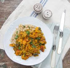 cuisiner lentilles s hes potato lentil and coconut curry deliciouslyella