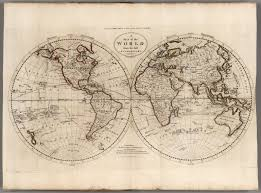 Double Map A Map Of The World From The Best Authorities David Rumsey
