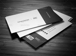 simple business card by flowpixels graphicriver