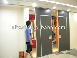 Soundproof Interior Walls Hotel Sound Proof Interior Acoustic Wall Movable Partition Buy