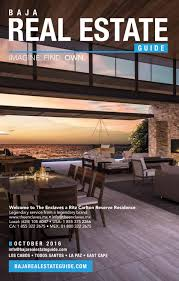 baja real estate guide oct 2016 by baja real estate guide issuu