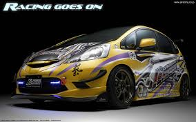 custom honda custom honda fit wallpaper background images unofficial honda