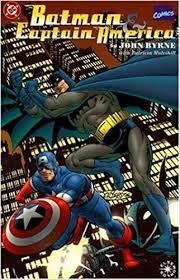 batman u0026 captain america elseworlds john byrne patricia rose