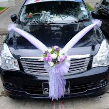 car decorations what are the best just married car decorations and ideas quora