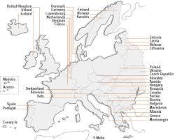 map europ europe wannasurf surf spots atlas surfing photos maps gps