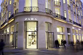 zara siege social recrutement inditex dépasse les 23 milliards d euros de textile habillement