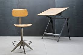 Drafting Table Stools Knoll Drafting Table Chair Prouve Modern 50 Artist Collective