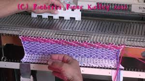 sk150 151 manual weave youtube