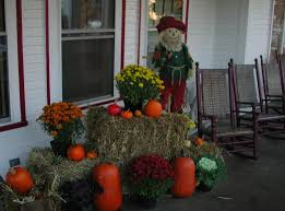 Home Decor For Fall - exterior designing the outdoor decorations for fall style fall