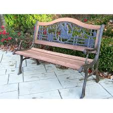 Cast Iron Bench Legs Manufacturers Coalbrookdale Fern And Blackberry Cast Iron Bench Fully