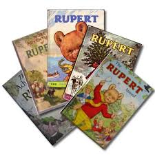 rupert bear information pages stella u0026 rose u0027s books