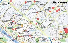 Los Angeles Attractions Map by Maps Update 11181600 Argentina Tourist Attractions Map U2013 Map