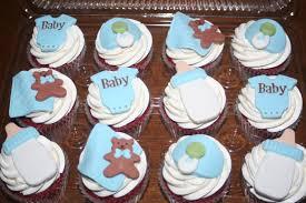 tara u0027s piece of cake it u0027s a boy baby shower cupcakes