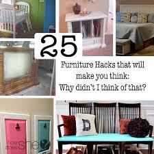 diy hacks home 25 diy furniture ideas hacks that will make you think