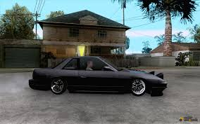old nissan coupe nissan silvia s13 old for gta san andreas