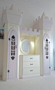 princess dream fairytale themed wardrobe and dresser design by