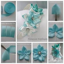 ribbon hair bands wonderful diy beautiful ribbon hairband