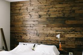 wooden wall diy and how to wooden wall in our bedroom