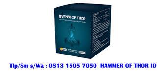 hammer of thor asli warna kuning keemasan hammerofthor id com
