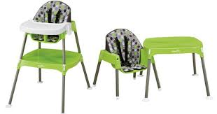 high chair converts to table and chair evenflo convertible high chair only 27 99 regularly 60