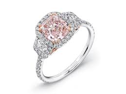 light pink engagement rings pink engagement rings you ll love