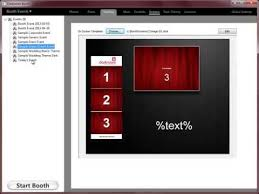photobooth software tutorials stacker photo booths