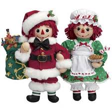 raggedy and andy doll the danbury mint