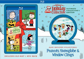 charlie brown thanksgiving pics peanuts deluxe holiday collection blu ray it u0027s the great pumpkin