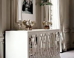 mirror stunning venetian mirrored sideboard jerilynn mirrored