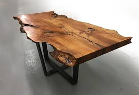 reclaimed wood dining table nyc dining table furniture made from reclaimed wood fallen trees