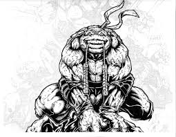 teenage mutant ninja turtles u2013 a selection of 20 awesome fan arts