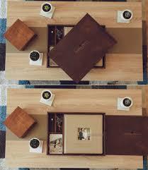 wooden photo album wooden box album weddingfaeries photography wedding faeries