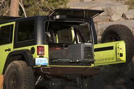 jeep soft top open webasto introduces throwback soft fabric folding roof fridge