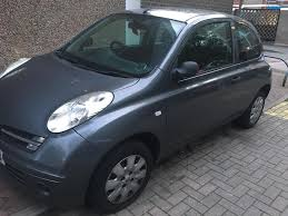 nissan micra for sale gumtree nissan micra grey 2005 06 place solid car good for run around