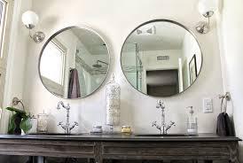 home goods bathroom mirrors vanity decoration