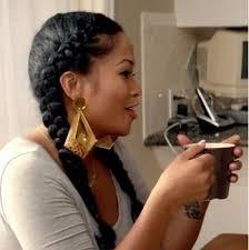 black girl earrings empire mafia tae heckard black girl s fashion stud earrings