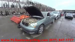 white lexus ls430 for sale 2002 lexus ls430 parts for sale 1 year warranty youtube