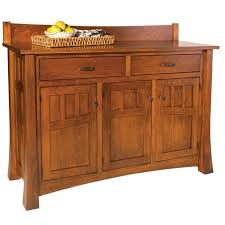 Solid Wood Buffet Table Dining Room Storage Solid Wood Hutches U0026 Buffets U2013 Amish Tables