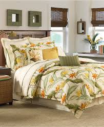 Macys Bedding Bedroom Have A Wonderful Bed With Tommy Bahama Bedding