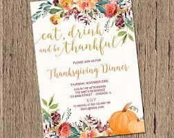 friendsgiving thanksgiving invitation thanksgiving
